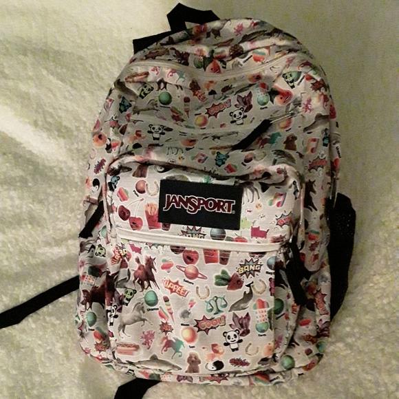 Jansport Handbags - NWT Jansport Backpack